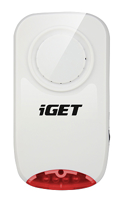 iGET SECURITY M1B