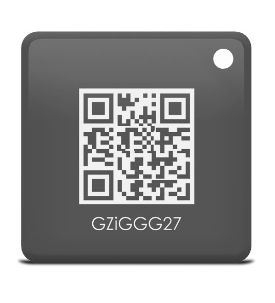 iGET SECURITY M4 - RFID Klíč