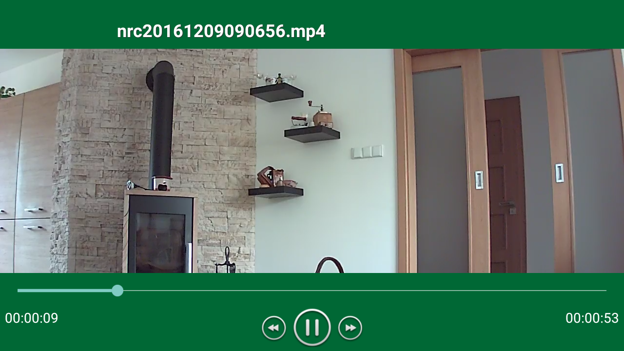 iGET HOMEGUARD IP CAMERA APP