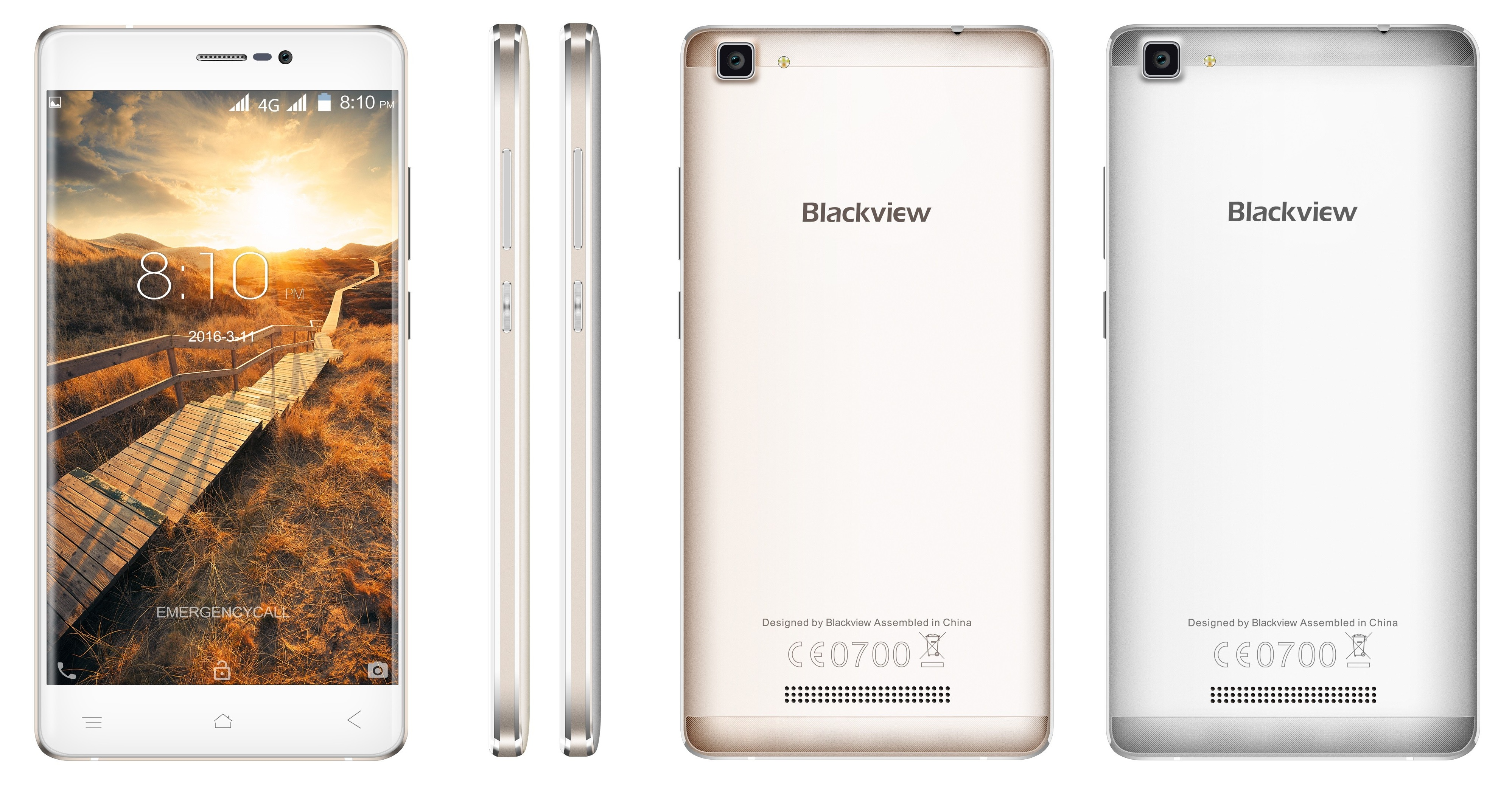iGET BALCKVIEW A8G MAX