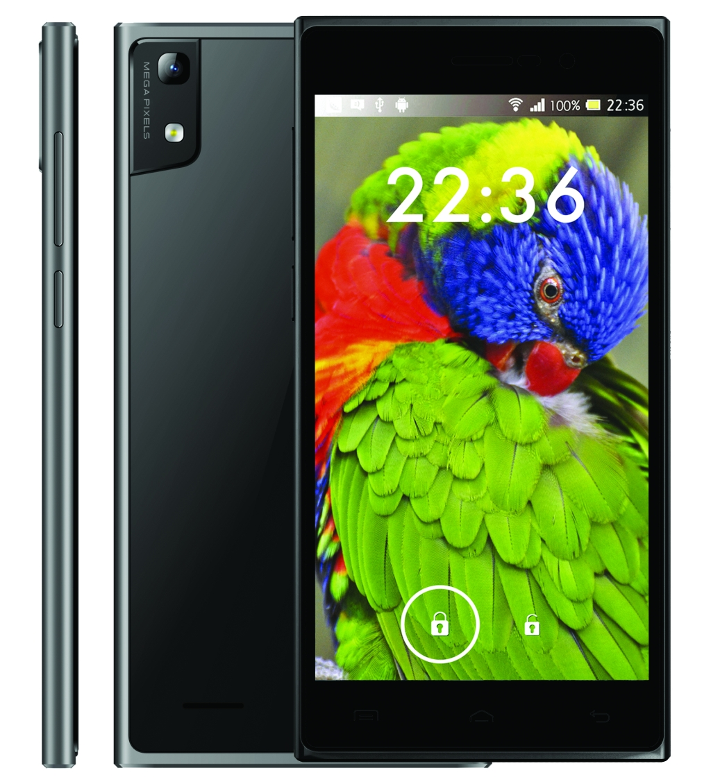 iGET BLACKVIEW ARROW BLACK