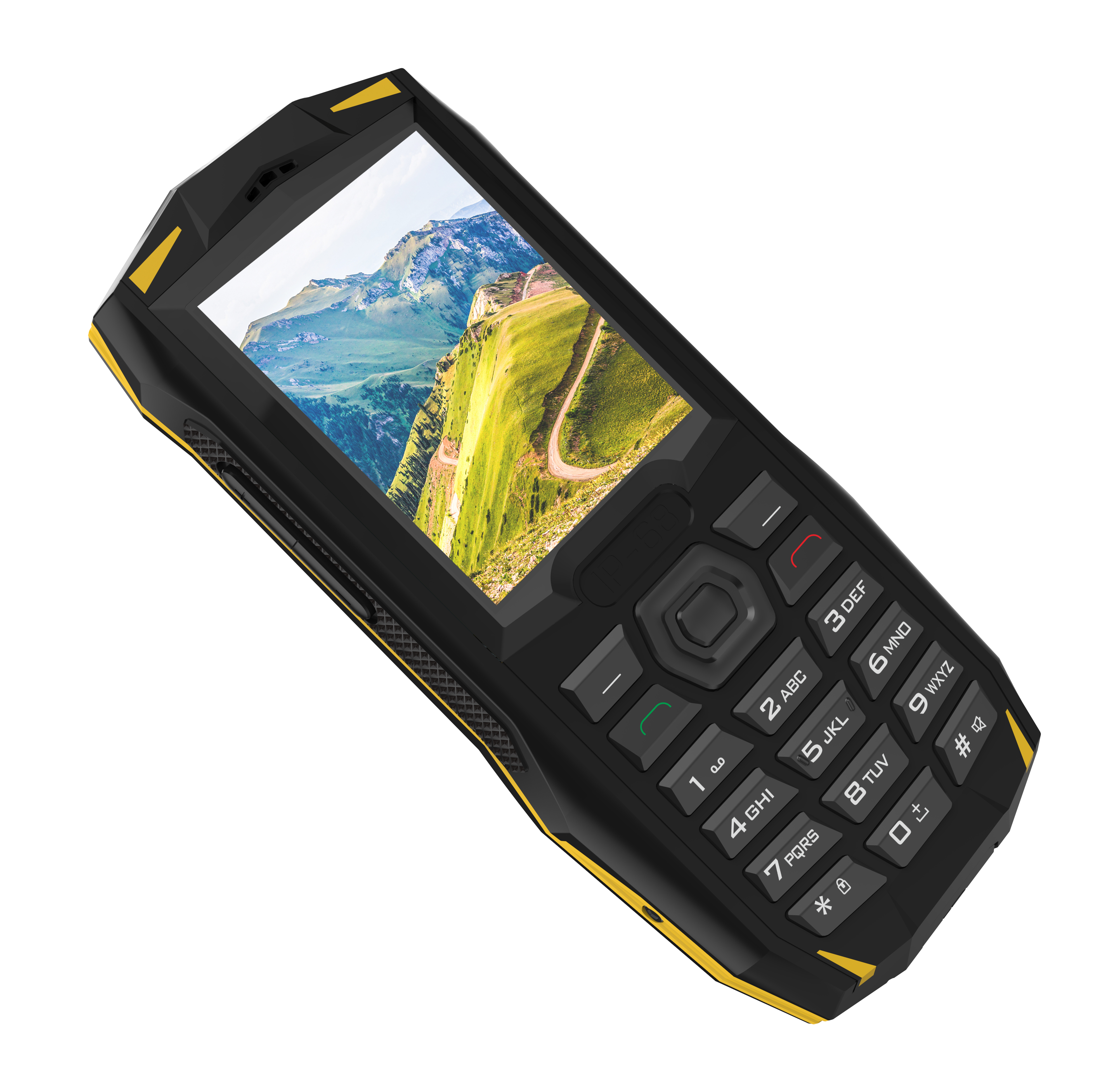 iGET BLACKVIEW GBV1000 Yellow