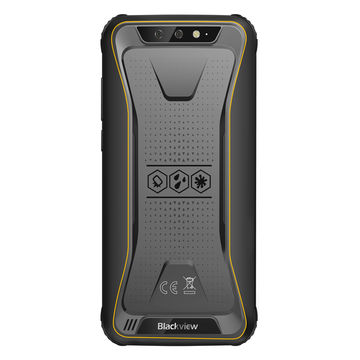 iGET BLACKVIEW GBV5500 Plus Yellow