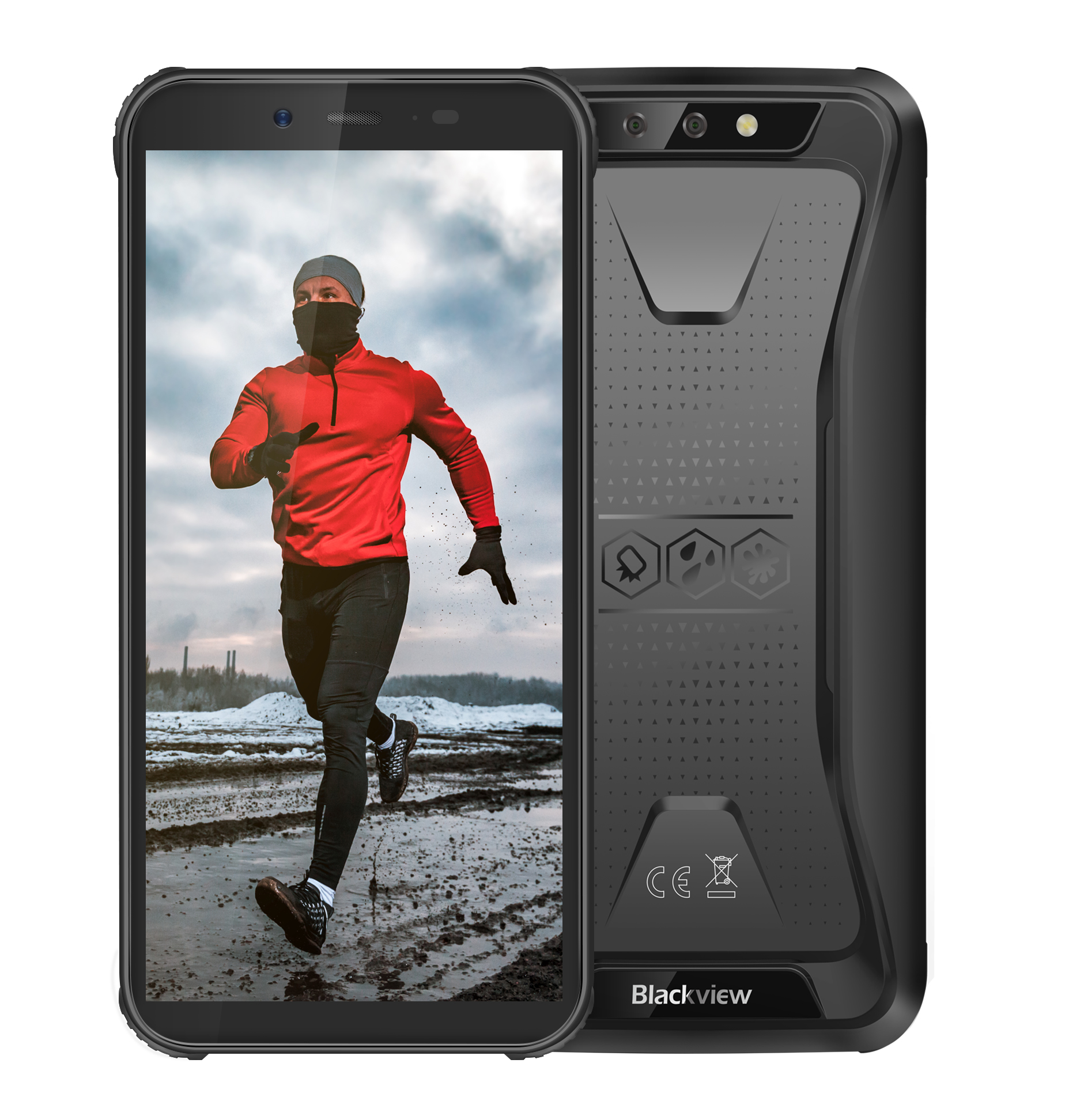 iGET BLACKVIEW GBV5500 Pro Black