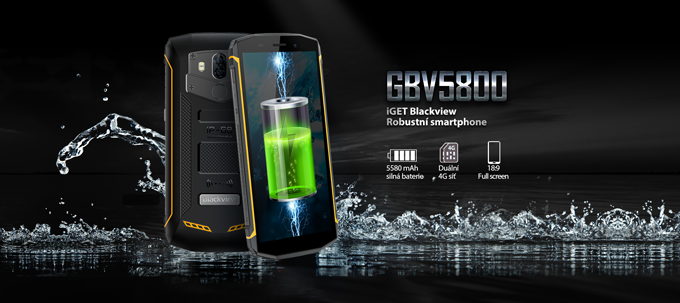 iGET BLACKVIEW GBV5800