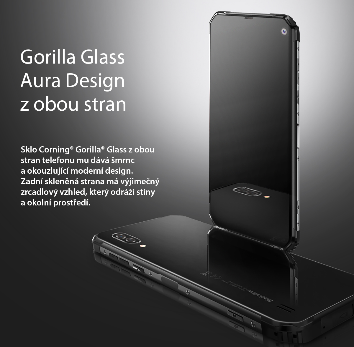 iGET BLACKVIEW GBV6100 Black