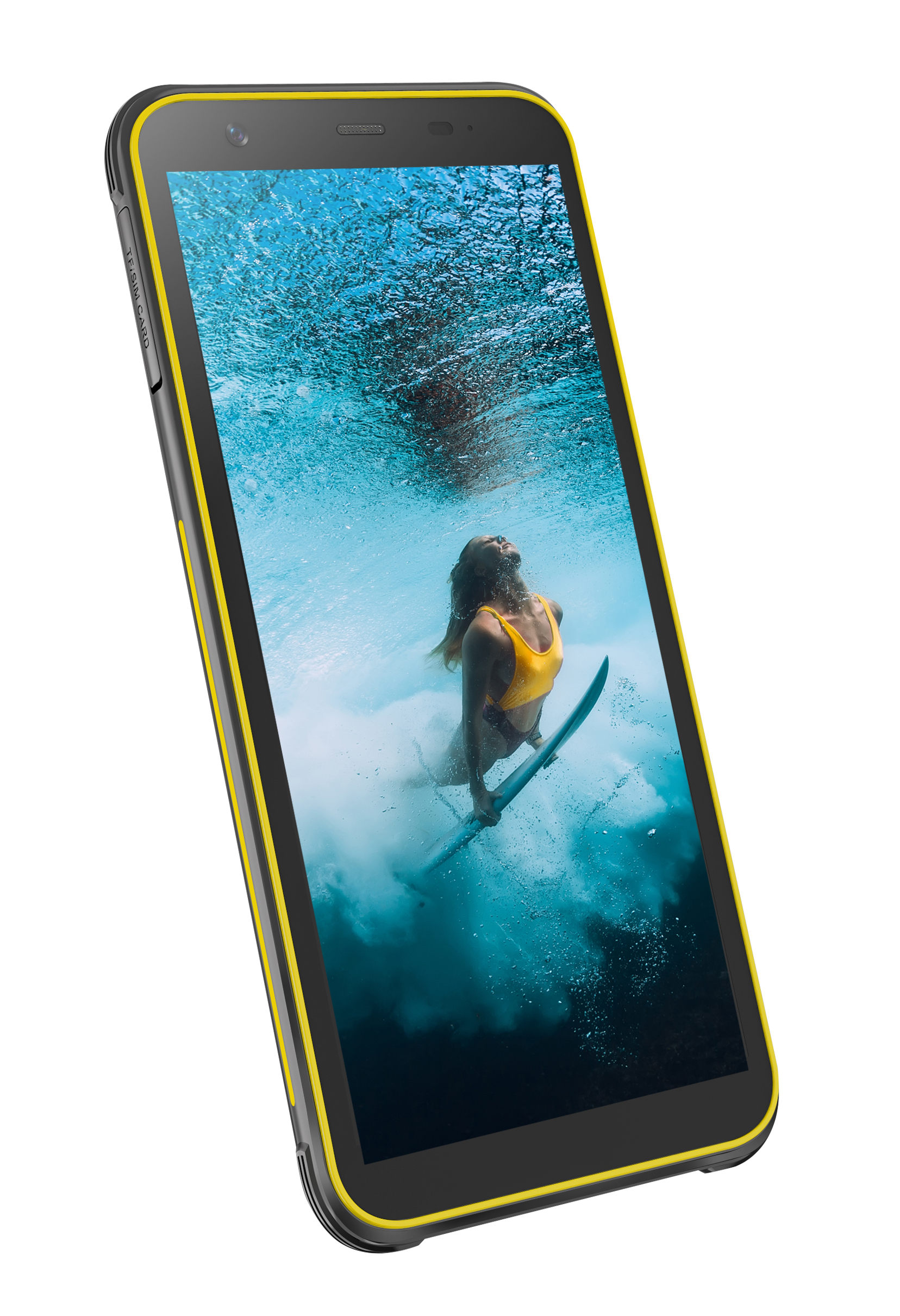 iGET BLACKVIEW GBV6300 Pro Yellow