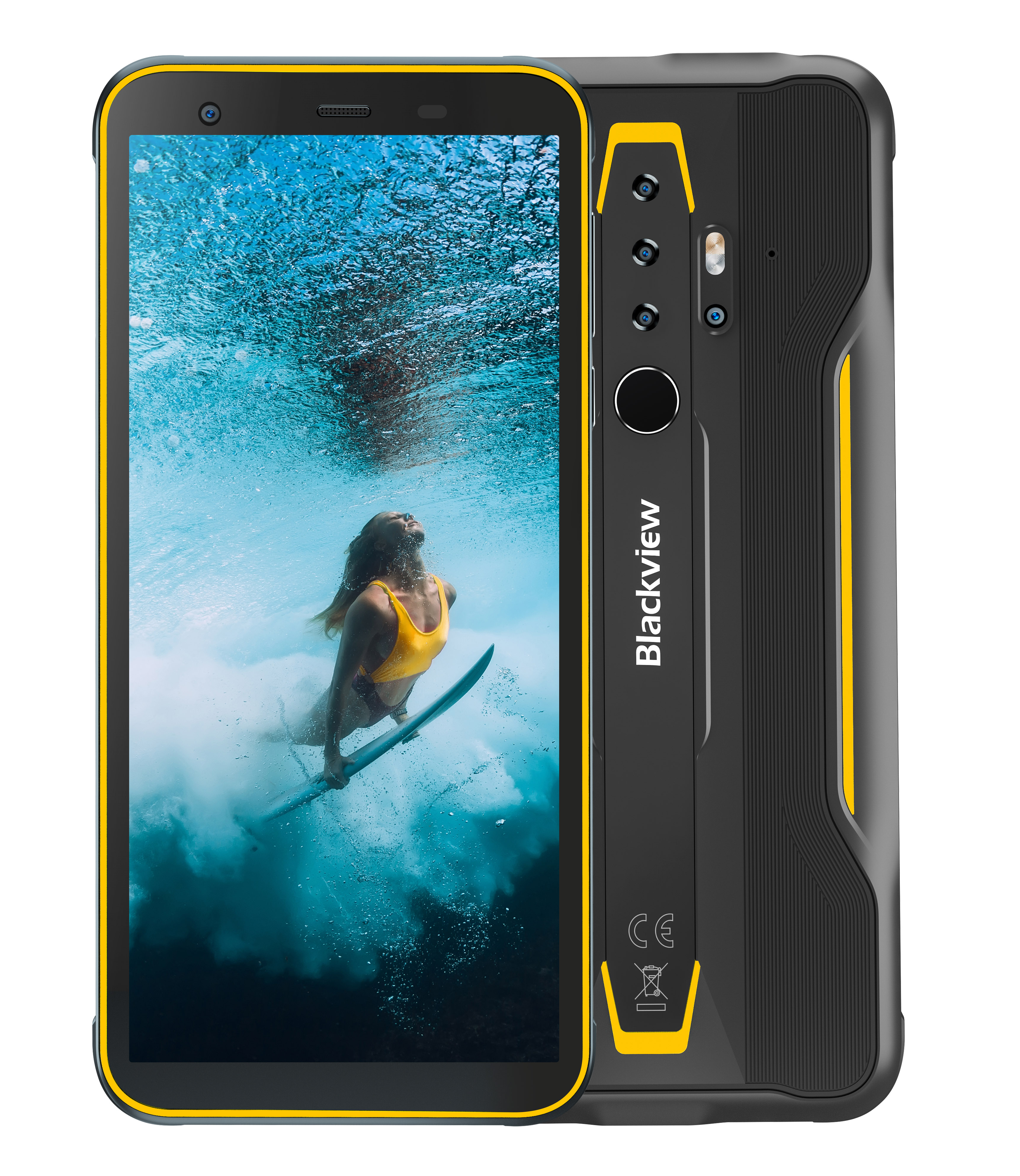iGET BLACKVIEW GBV9300 Pro Orange
