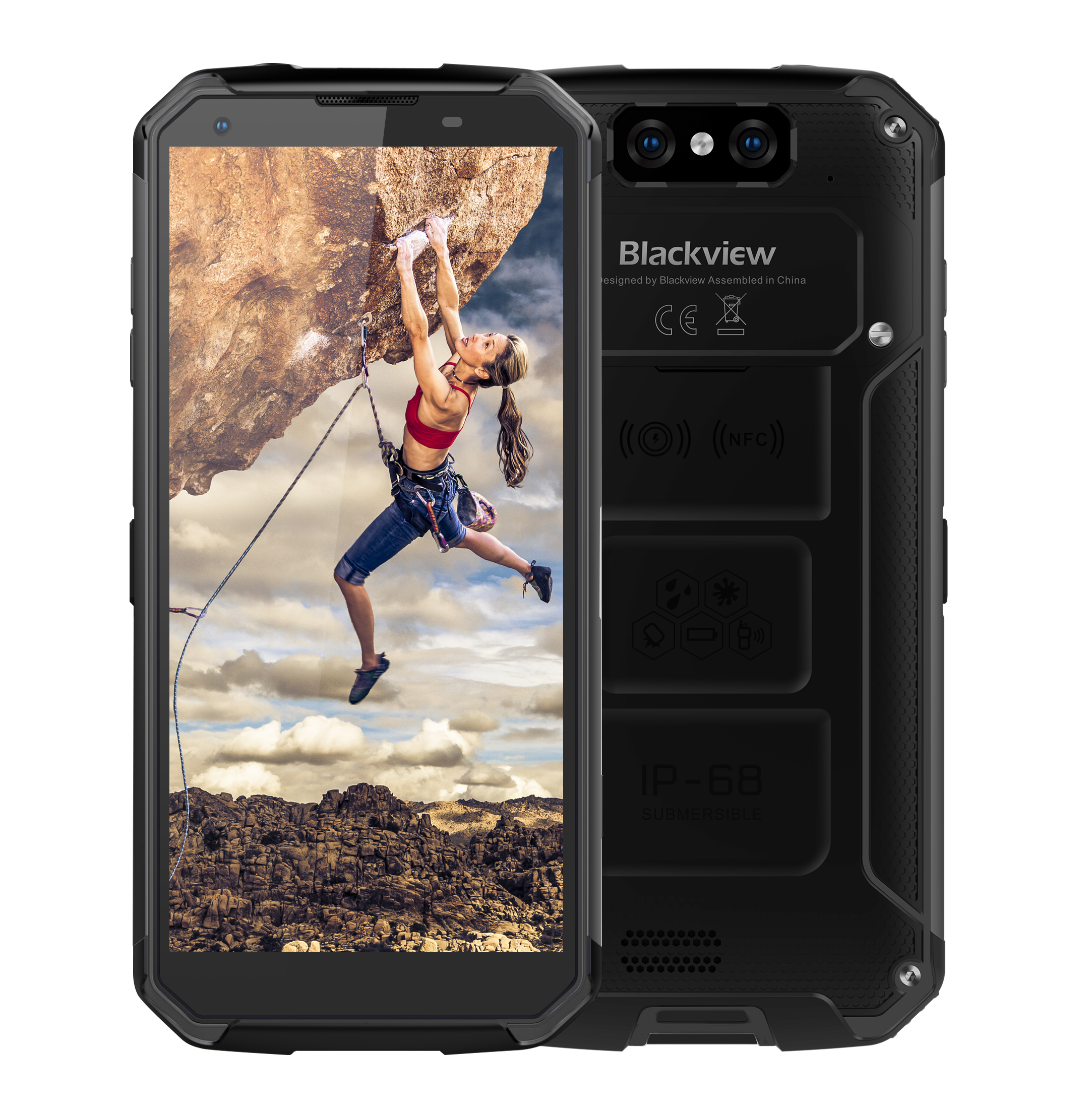 iGET BLACKVIEW GBV9500 Plus