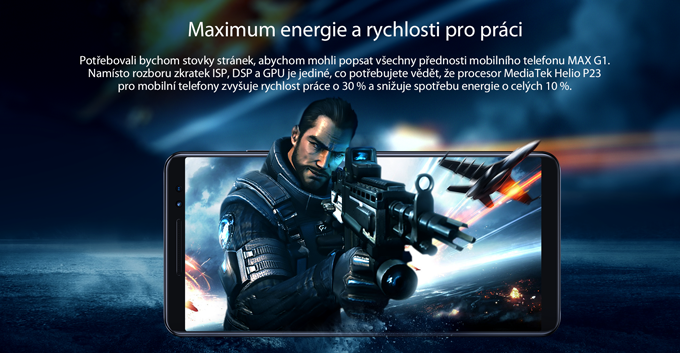 iGET BLACKVIEW MAX G1